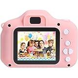 SturdCelle - Mini Video Camera X2 Children Digital Photo Camera HD 1080P Video Camera Kids SLR Photo Camera
