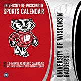 University of Wisconsin Badgers 2020 Calendar