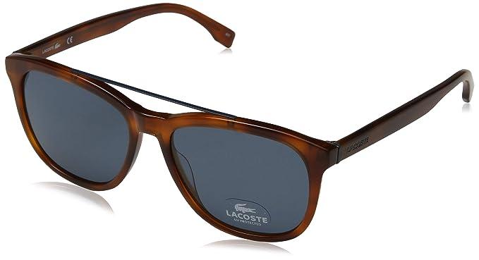 Lacoste L822S 218 55, Gafas de sol Unisex-niños, Blonde ...