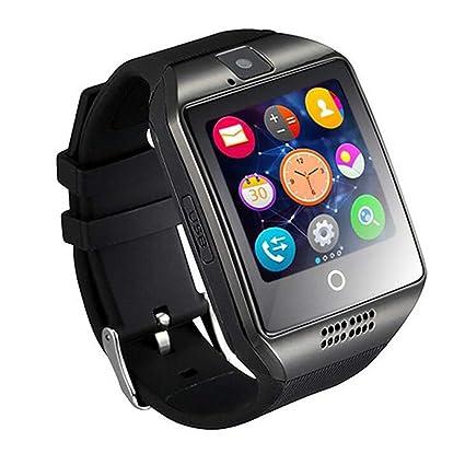 LouiseEvel215 Smart Watch Q18 con cámara Facebook Whatsapp ...