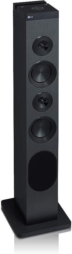 LG RL3 Sistema de Audio para el hogar Torre Negro 30 W ...