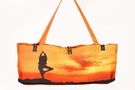 orgner multiusos Yoga Mat bolsas/bolsas de deporte Gear ...