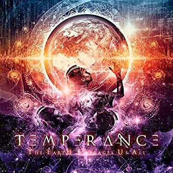 amazon the earth embrace us all temperance ハードロック