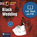 Black Wedding Hörbuch von Caroline Simpson Gesprochen von: Vanessa Magson-Mann