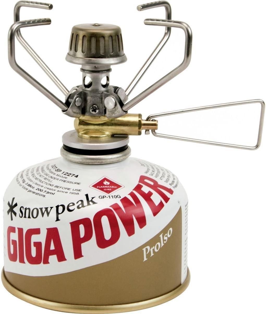 Snow Peak Giga Power Stove