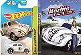 Herbie Fully Loaded - Disney Movie & Hot Wheels VW Love Bug Replica Beetle