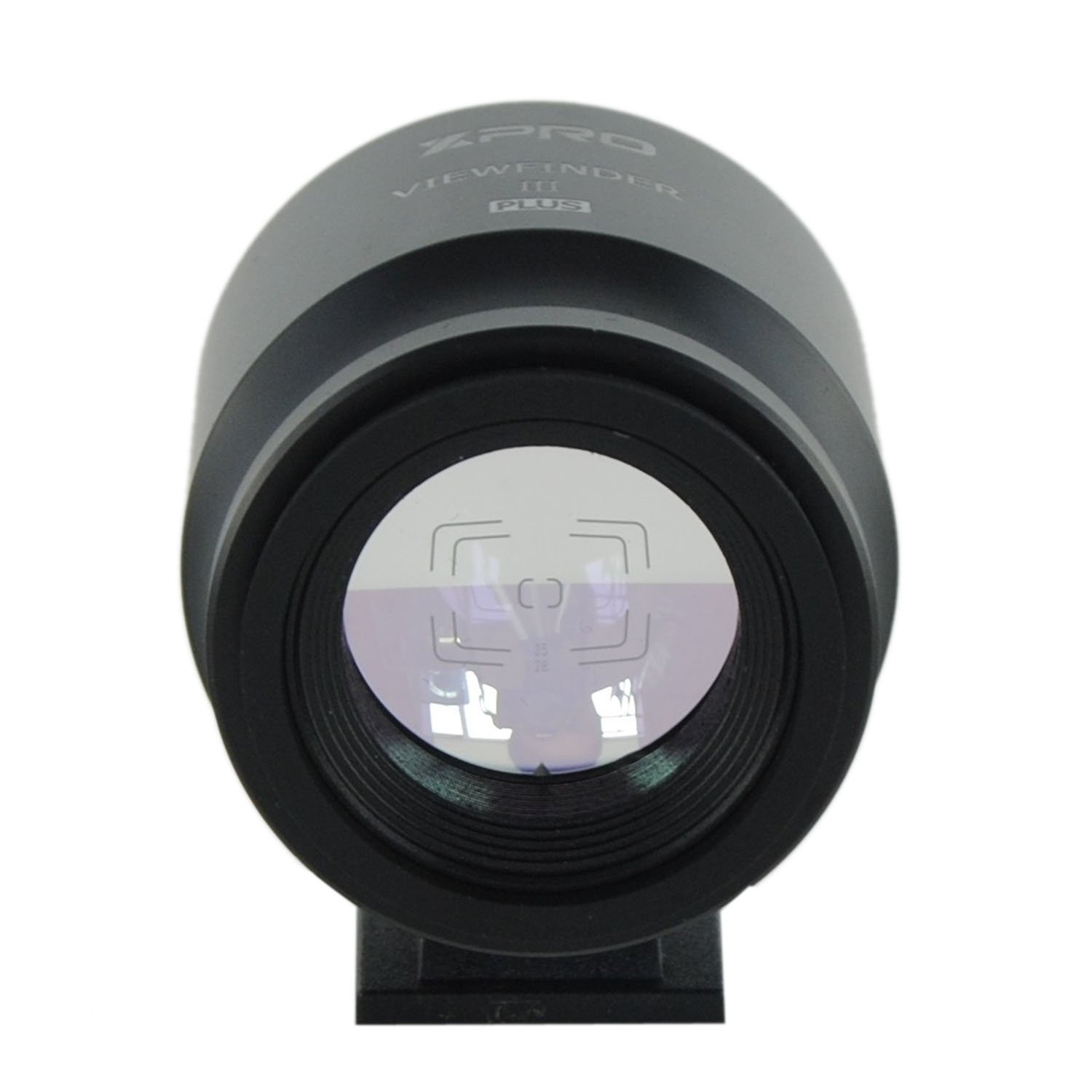 Camera Viewfinder with Optical External Finder Frame for Canon Nikon Olympus Leica Pentax Hasselblad Fuji GR X70 Ricoh DP Sigma VF-11 Sony RX1 Digital Cameras (Black) by XPRO