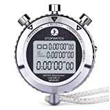 LAOPAO Melt Stopwatch, 1/100th Second 100 Lap