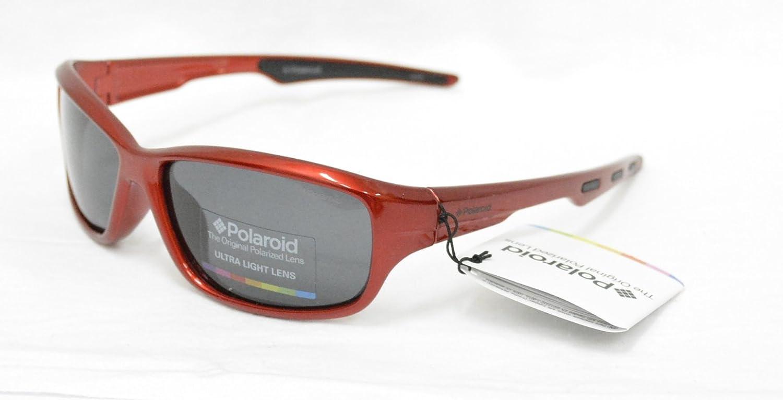 Gafas de sol polarizadas Polaroid P 0425 C KIDS Rojo 100% UV Block Sunglasses Polarized: Amazon.es: Deportes y aire libre