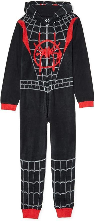 Boys Dinosaur Pajamas One-Piece Hooded Blanket Sleeper Bundle with 80 Dinosaur Stickers