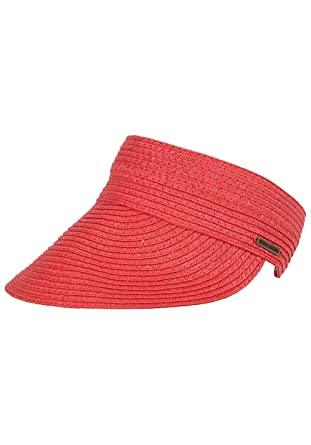 ba4c300ee BILLABONG Not Now Womens Visor One Size Sunset Red: Amazon.com.au ...