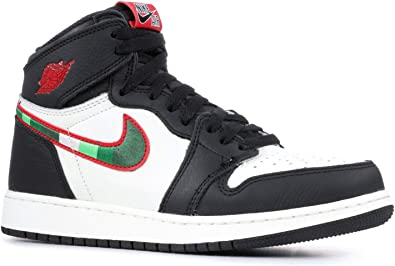 Nike Air Jordan 1 Retro High Og GS, Scarpe da Fitness Uomo
