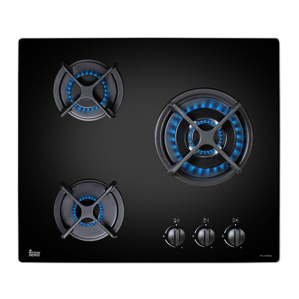 Encimera gas HF LUX 60 3G AI AL TR CI n: Amazon.es: Grandes ...