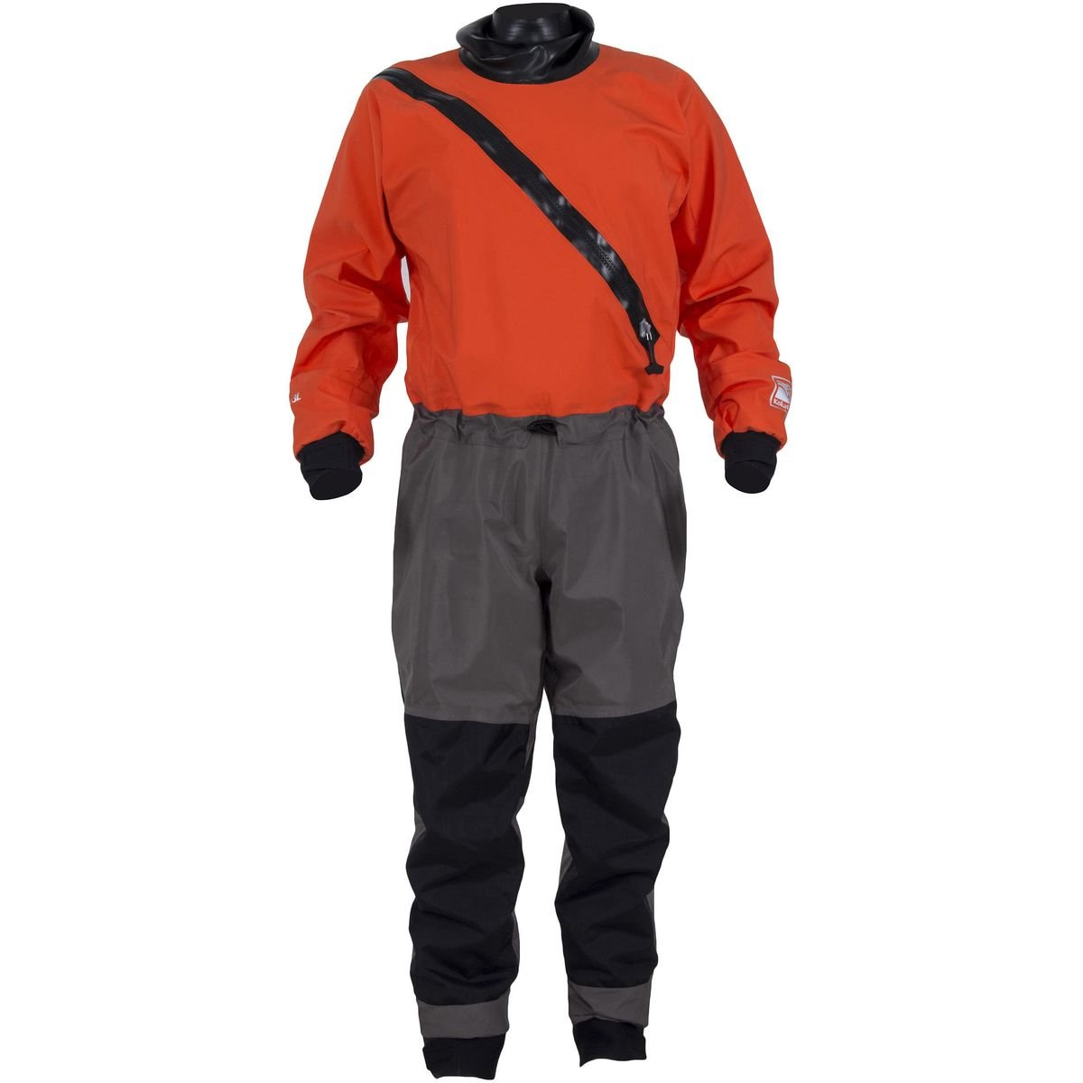 Kokatat Men's Hydrus Swift Entry Drysuit-Tangerine-M by Kokatat