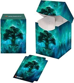Ultra Pro Magic The Gathering-Cajas de mazo (100 Unidades, Bosque Celestial) (E-18293): Amazon.es: Juguetes y juegos
