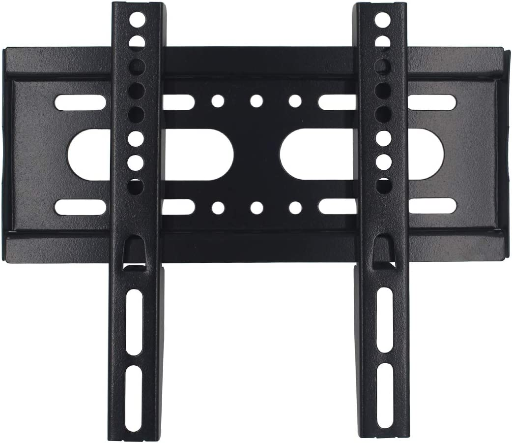Orienttvbracket TV Wall Mount Bracket for Most 14-37 Inch LED LCD OLED Plasma Flat Screen Panel with VESA up to 200x200mm and 55 lb