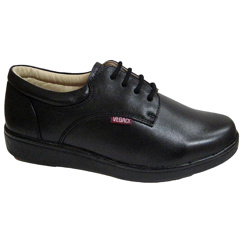 Skechers WorkレディースMina 's Slip Resistantスリップオンフラット B00NXZ37UO  ブラック 8.5 B(M) US Women