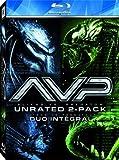 Alien vs. Predator / Alien vs. Predator: Requiem (Extreme Unrated Set) [Blu-ray] (Bilingual)