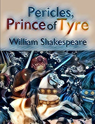 PERICLES, PRINCE OF TYRE pdf epub