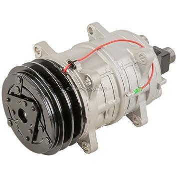 Marca nueva AC Compresor & a/c embrague sustituye tama seltec y Diesel KIKI –