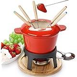 Services à fondue savoyarde fondue bourguignonne fonte de 6 fourchettes / DIY Fonte fond de chocolat