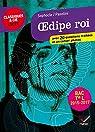 Sophocle/Pasolini, OEdipe roi: avec 20 questions traitées et un cahier photos (programme de littérature Tle L bac 2016-2017) par Sophocle