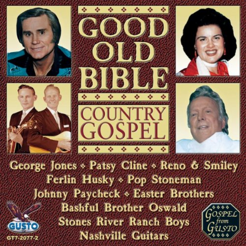 - Good Old Bible - Country Gospel