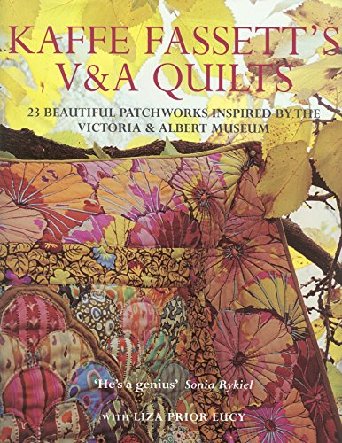 Kaffe Fassett's V&A Quilts for sale  Delivered anywhere in USA