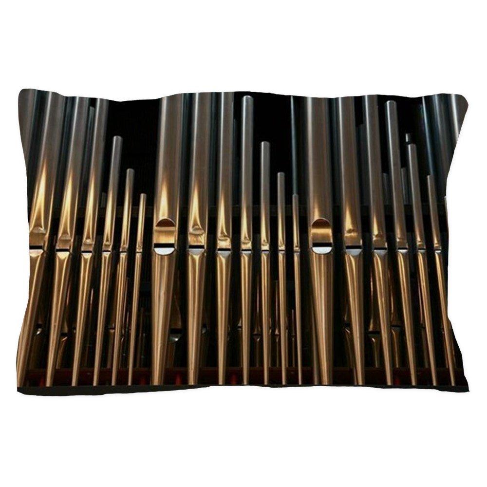 CafePress - Church In Gentofte - Standard Size Pillow Case, 20''x30'' Pillow Cover, Unique Pillow Slip