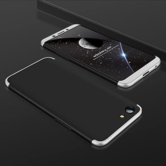 the best attitude 0c909 272b2 Amazon.com: GUANHAO Case for OPPO A83, 3 In 1 Ultra-Thin Shockproof ...