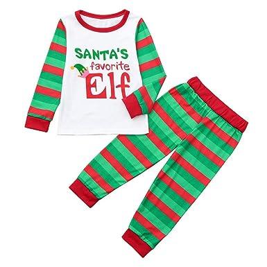 5fee0970eeea Amazon.com  Matching Family Pajamas Christmas Women Men Boys Girls ...