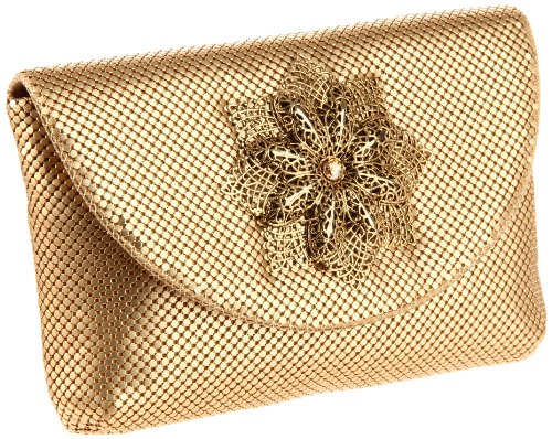 whiting-davis-womens-filigree-flower-clutch-gold-one-size