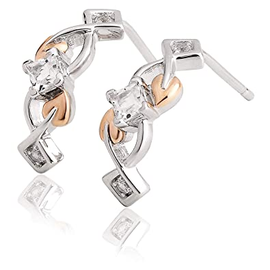 2487ec66f Clogau Women Topaz Stud Earrings 3STLWQE: Amazon.co.uk: Jewellery