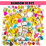 Kyпить WATINC Random 30 pcs Squishies Cream Scented Slow Rising Kawaii Simulation Lovely Toy Medium Mini Soft Food squishies, Phone Straps (30P Donuts) на Amazon.com