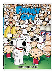 Family Guy: Volume Eleven/Season 10