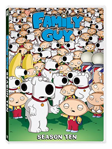 Family Guy Eleven Season 10 product image