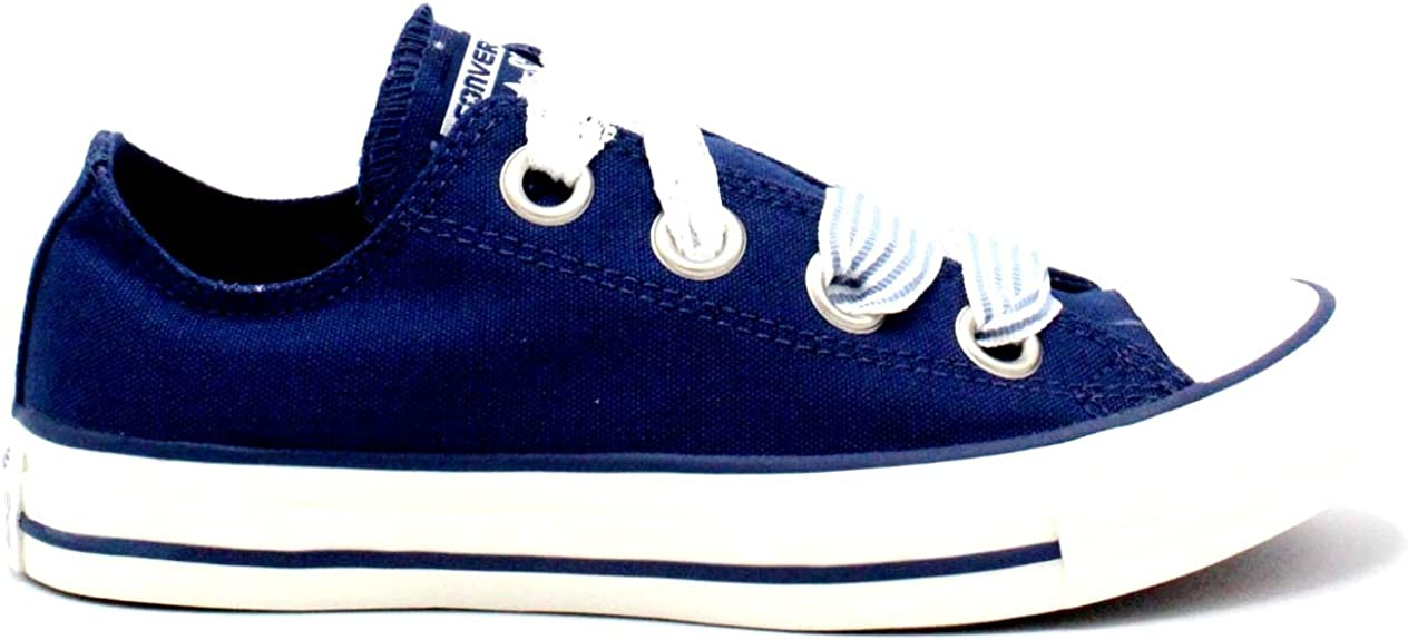 Converse CTAS Ox Eyelet Sneakers Alta Con Lacci FIOCCO Donna Mod. 560980