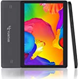 Yuntab 10.1 inch Tablet Android 5.1 Wifi Unlocked 3G Phone Tablet PC 1GB+16GB MTK 6580 Quad-Core IPS Screen 1280x800 Dual camera Cell phone Support 2G 3G Wifi Dual SIM Card Bluetooth (Black)