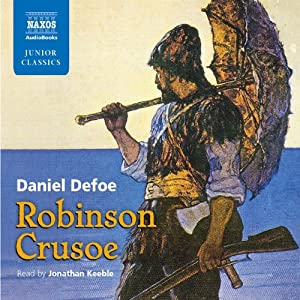 Robinson Crusoe: Retold for Younger Listeners Audiobook