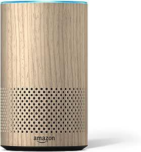 Echo Decorative Shell (fits Echo 2nd Generation only) - Oak Finish
