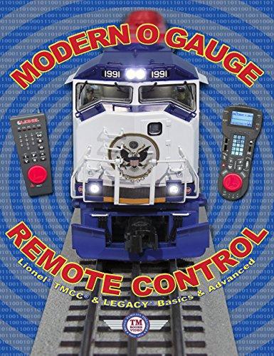 Modern O Gauge Remote Control Lionel TMCC & LEGACY Basics & Advanced