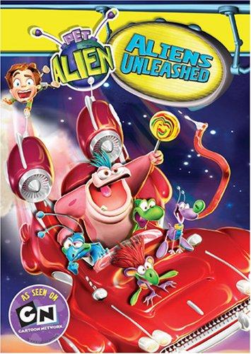 Pet Alien: Aliens Unleashed [Animated] [Full Screen] [Sensormatic] (Full Frame, Dubbed, Subtitled, Dolby, Sensormatic)