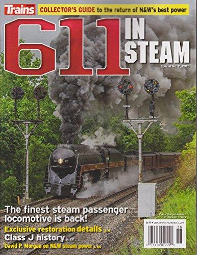 Train Magazine Special # 2 611 in Steam (Steam Train Magazine)