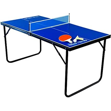 Superieur Mini Ping Pong Table Folding Pad Foldable Indoor Small Outdoor Portable Lightweight  Table Tennis Sports U0026