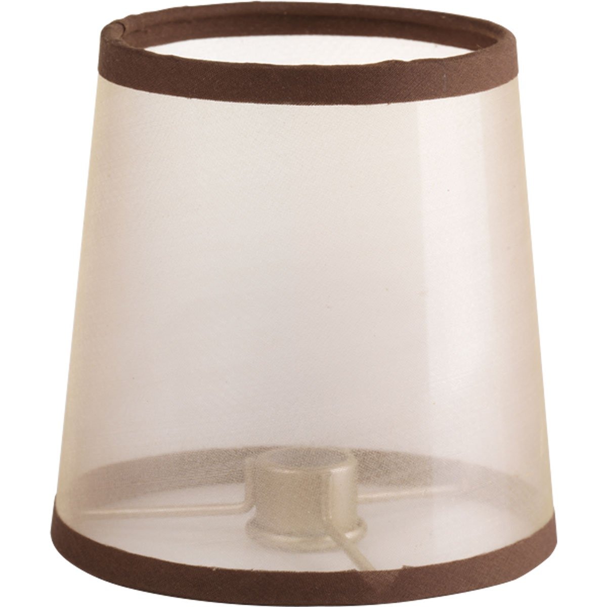 Progress Lighting P860001-001 Allaire Collection Accessory Shade, Unfinished