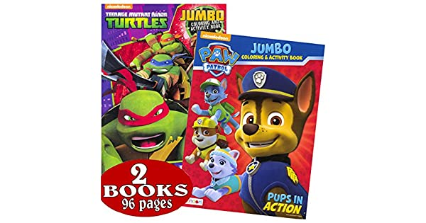 Amazon.com: Nick Jr. favoritos: Paw Patrol & Teenage Mutant ...