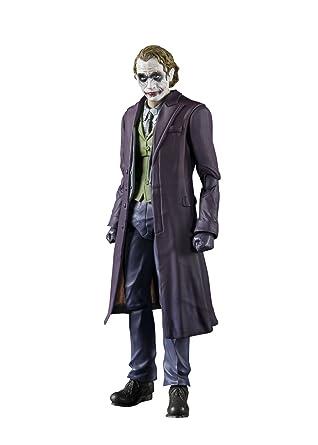 SHフィギュアーツ バットマン(ダークナイト) ジョーカー(The Dark Knight) 約155mm ABS\u0026PVC製 塗装済み可動フィギュア