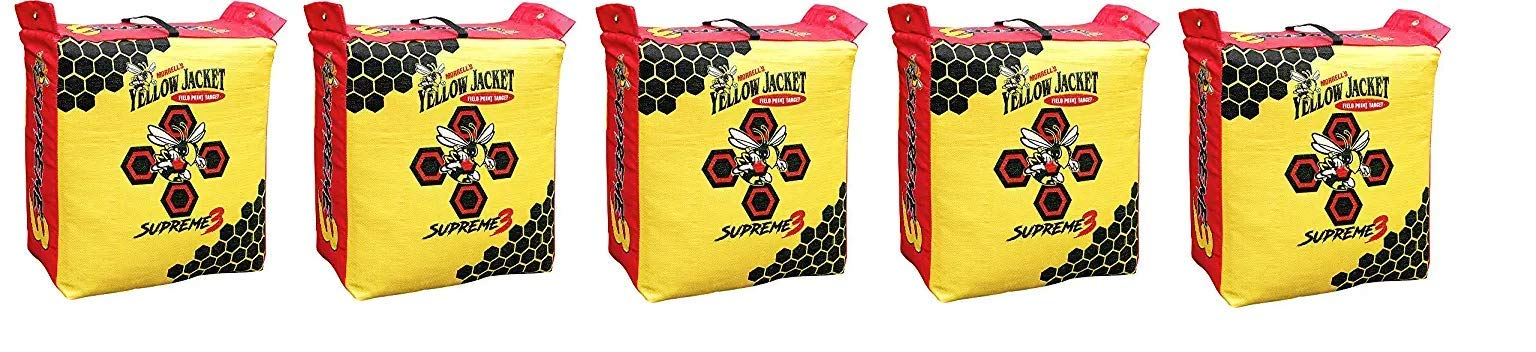 Morrell Yellow Jacket Supreme 3 Field Point Bag Archery Target (Fivе Расk) by Morrell
