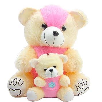 Buy Teddy Bear For Girls Yellow Teddy Huggable Teddy Bear With