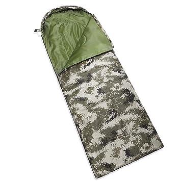 runacc cómodo momia saco de dormir grueso al aire libre calentamiento – Bolsa de compresión para